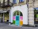В Днепре снова разукрасили «исторический» фасад