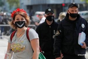 Украину разделили на зоны карантина
