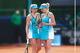 Теннисистки из Днепра сестры Киченок вылетели в 1/4 финала Олимпиады-2020