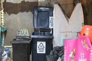 Чистый Днепр: как сортируют отходы в многоквартирных домах