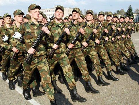 В Украине призыв на срочную службу продлен до конца июня
