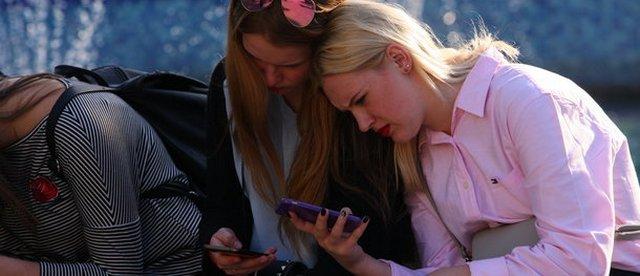 """Мобильным абонентам в Украине грозит повальная регистрация. Автор фото: Анатолий Бойко, """"Сегодня"""""""