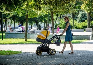Цьогоріч на Дніпропетровщині народилося більше 16 тисяч малюків