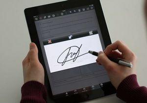 Нацбанк урегулировал применение электронной подписи в банковской системе