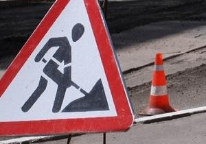 Какие дороги Днепра отремонтировали в 2017 году