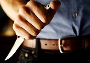 В Днепре АТОшник ударил ножом в шею водителя маршрутки