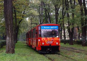 21 серпня 2017 року зміниться робота трамвайного маршруту № 15