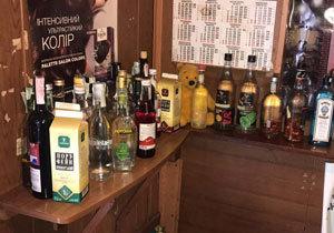 Минулого тижня Муніципальна варта Дніпра виявила понад 700 літрів незаконного алкоголю