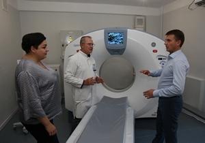 Глеб Пригунов: «Обследование на новом томографе будет бесплатным»