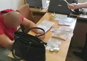 В Днепре на взятке в 150 тысяч гривен задержан работник коммунального предприятия