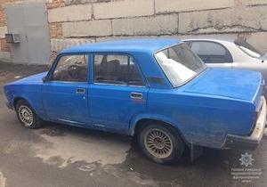 На Днепропетровщине полицейские прикрыли семейный «бизнес» по угону автомобилей