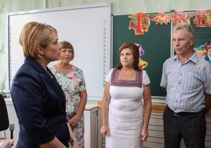 Першокласників Солонянської опорної школи навчатимуть за інноваційною системою