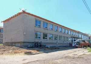 Продовжуємо реконструкцію однієї з найбільших шкіл Софіївського району