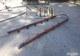 Патрульные помешали срезать детскую площадку на металлолом