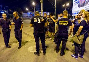 Днепр против пьяных водителей: как прошел первый рейд «Питбуля»