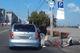 Вышла из машины — устроила ДТП: в Днепре девушка сбила велосипедиста