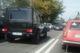 В Днепре Mercedes Gelandewagen сбил женщину: появилось видео момента аварии