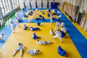 Новый виток в развитии дзюдо: в Днепре есть Центр Олимпийской подготовки!