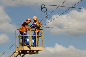 В Днепре завершается строительство троллейбусной линии на ж/м Солнечный