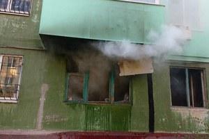 В Днепре спасатели ликвидировали возгорание в жилой квартире на улице Батумской