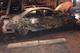 В Днепре на Тополе ночью дотла сгорела Toyota Camry