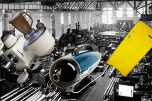 Неубиваемые товары и желанные бренды: чем Днепр прославился на весь СССР