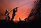 На Слобожанском проспекте сгорел ресторан