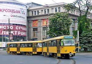 25 сентября с 23:00 трамвай №1 будет перевозить пассажиров по сокращенному маршруту