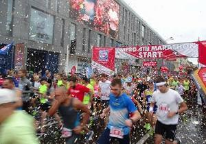 Спортивна столиця: Dnipro ATB Marathon зібрав майже 2 тис. бігунів з України та світу
