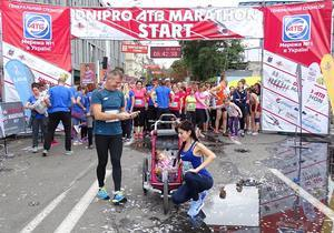 Участники «Мили добра» собрали более 20 тыс. грн на лечение ветерана АТО Валерия Билько