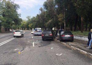 По факту ДТП с участием служебного автомобиля полиция открыла уголовное производство