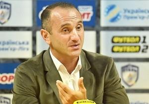 Егише Меликян: «Уйти из «Стали» решил еще до игры с «Олимпиком»