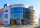 Завершается строительство первого в Слобожанском спорткомплекса