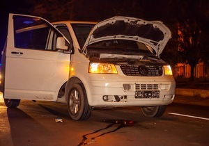 В Днепре на Малогвардейской Volkswagen сбил мужчину