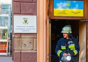 «Вся документация в порядке, не надейтесь»: что сгорело сегодня в КП «Благоустрій»
