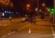 ДТП в центре Днепра: от удара Mercedes влетел в светофор