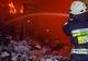 В Днепре на Солнечном несколько часов горели склад и предприятие