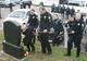 2 года назад на автовокзале от пули убийцы погибли патрульные Артем Кутушев и Ольга Макаренко