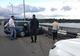 На мосту в Каменском насмерть разбился водитель Audi на еврономерах