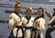 Два золота и бронзу завоевали днепровские спортсменки на Чемпионате Украины по тхэквондо ВТФ
