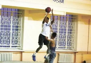 Баскетбольная сборная Каменского — в Высшей лиге Украины