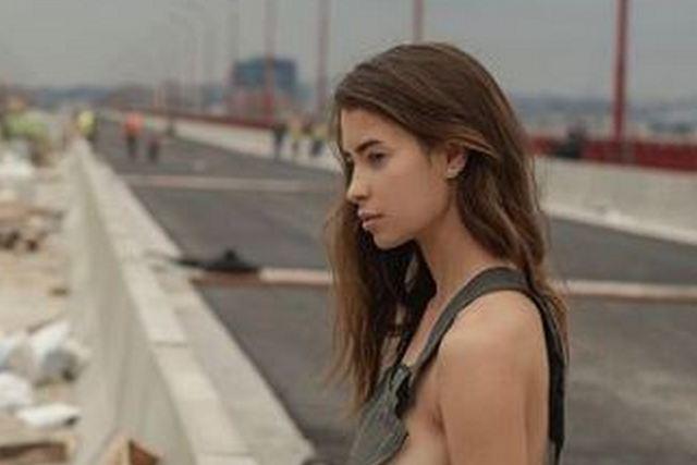 Девушка модель из днепра работа моделью в журналах