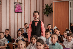 Андрей Олейник: «Возвращаюсь в кабинет – на столе горка писем от детей со словами поддержки, что я у них самый лучший»