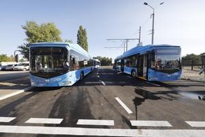 Жители Приднепровска об открытии новой троллейбусной линии: «Это - спасение для нас»