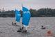 Захватывающие гонки на яхтах и фестиваль с вкусной едой: в Днепре на Фестивальном причале стартовала регата PROFI TROPHY 2020