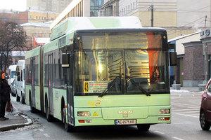 Когда же большие автобусы доберутся до окраин Днепра?
