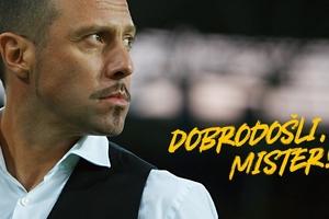 Официально: в СК «Днепр-1» новый главный тренер