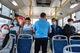 В транспорте Днепра возобновили «охоту» на пассажиров без масок
