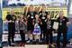 Кикбоксеры Днепропетровщины получили 38 медалей на всеукраинском чемпионате
