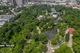 В Днепре парк Глобы два года будет стоять за забором